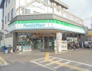 ファミリーマート明石魚住店(130m)