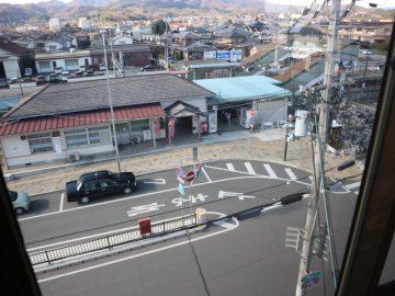眺望(香呂駅目の前)