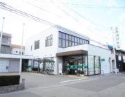 但陽信用金庫尾上支店(650m)