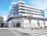 みなと銀行加古川支店(1100m)