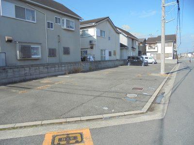 駐車場(縦列2台可)