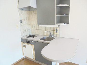 キッチン(ミニ冷蔵庫付)