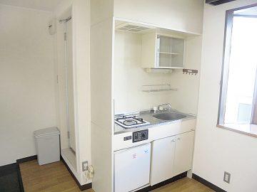 キッチン(冷蔵庫付)