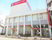 三菱東京UFJ銀行明石支店(600m)