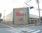 ボンマルシェ南条店(550m)
