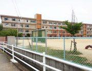 平岡東小学校(850m)