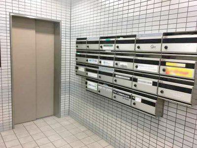 エレベーター付